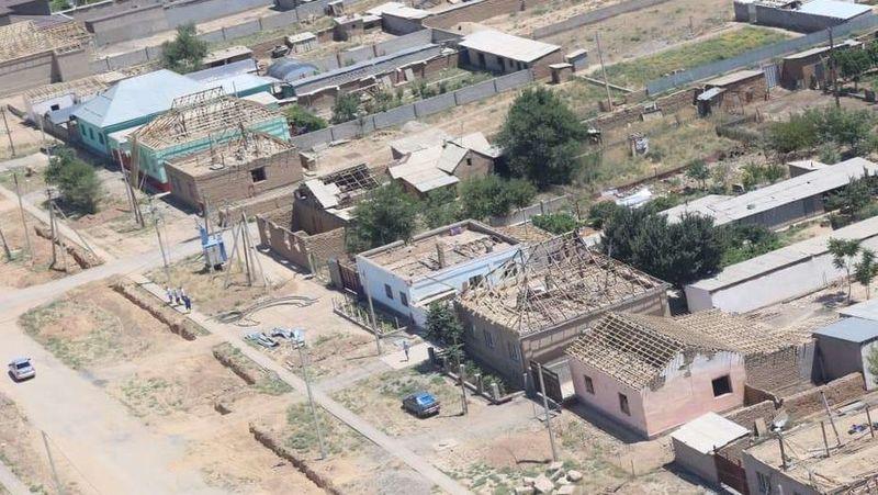 676 жилых домов Арыси восстановит ЗКО