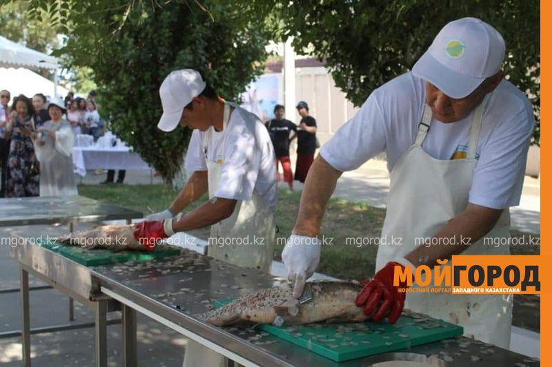 Новости Атырау - День рыбака отметили в Атырау