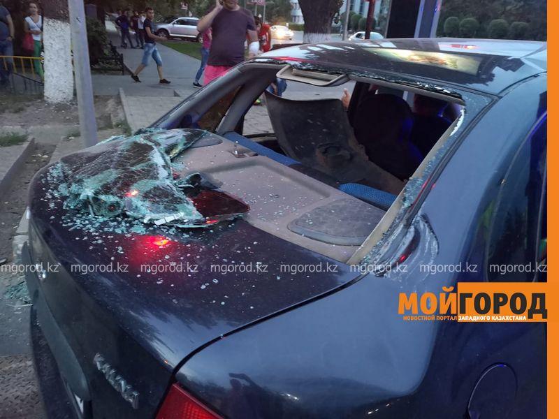 Новости Уральск - Шесть человек пострадали в ДТП в центре Уральска (фото, видео)