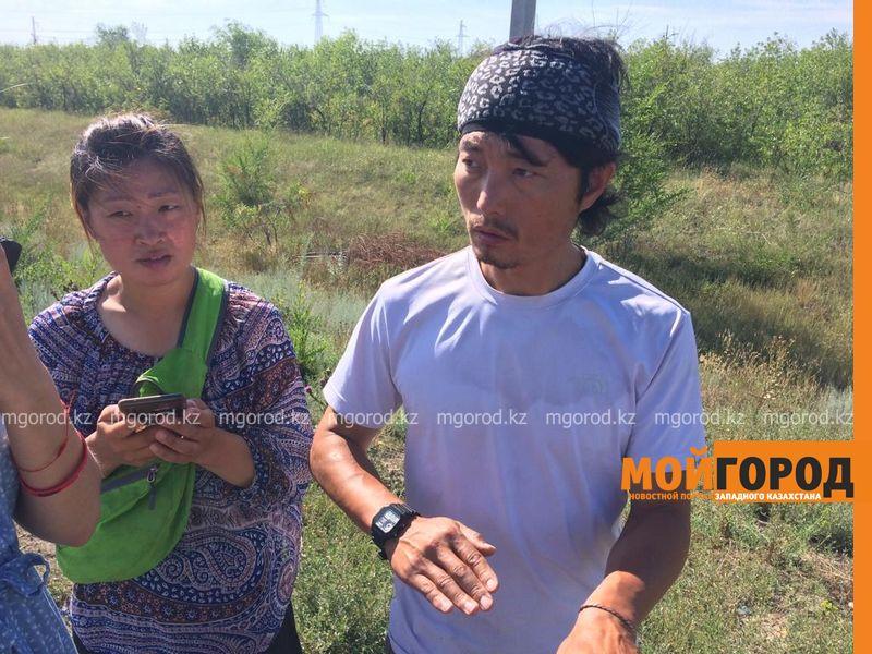 Новости Уральск - Штраф заплатят путешественники из Кореи, которые попали в аварию в Уральске