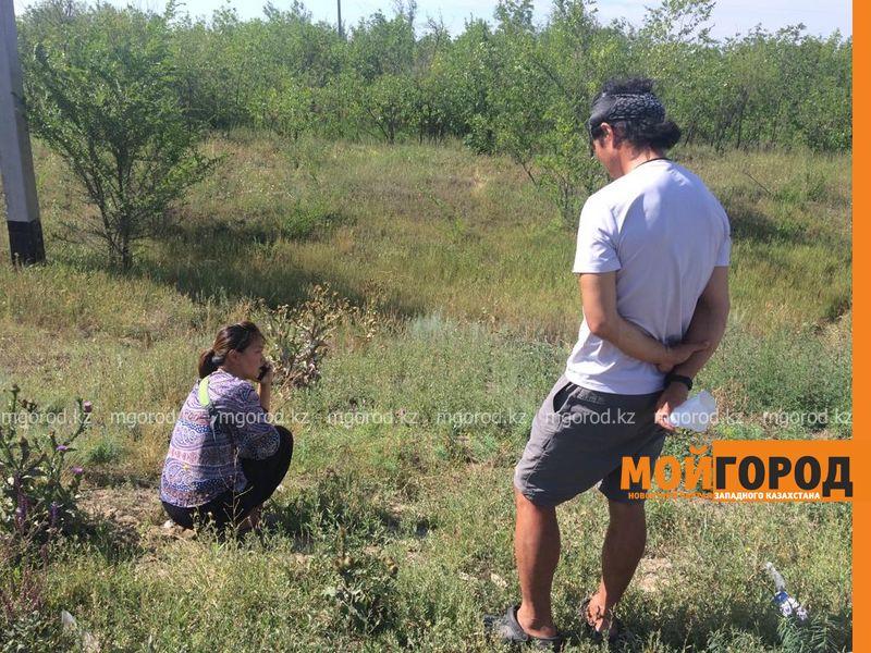 Новости Уральск - Путешественники из Кореи попали в ДТП в Уральске (фото, видео)