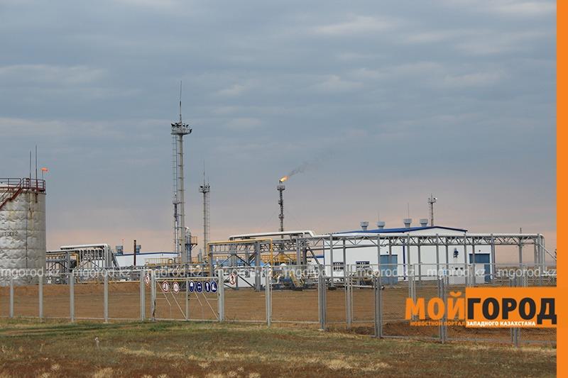 Новости Уральск - В ЗКО сократилась добыча нефти, газа и конденсата