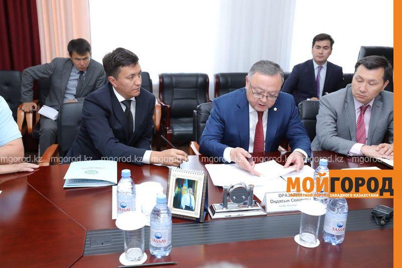 Новости Уральск - Турецкая компания построит в Актобе индустриальную зону