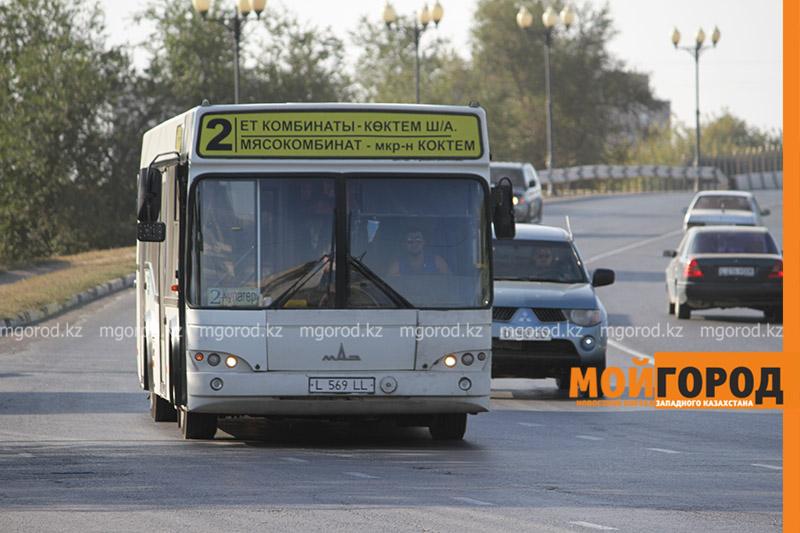 Новости Уральск - Множество нарушений выявили в общественном транспорте Уральска