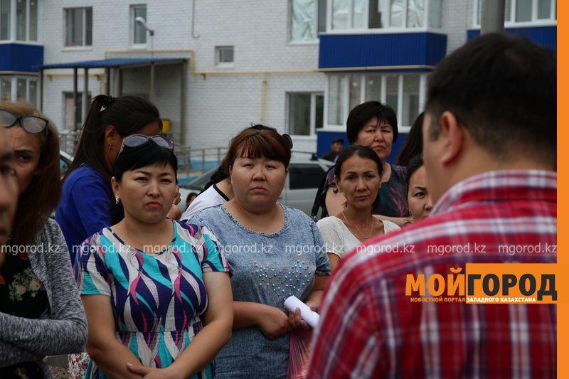Новости Уральск - Еще не заселились, а претензии есть: люди боятся заселяться в новый многоэтажный дом Уральска
