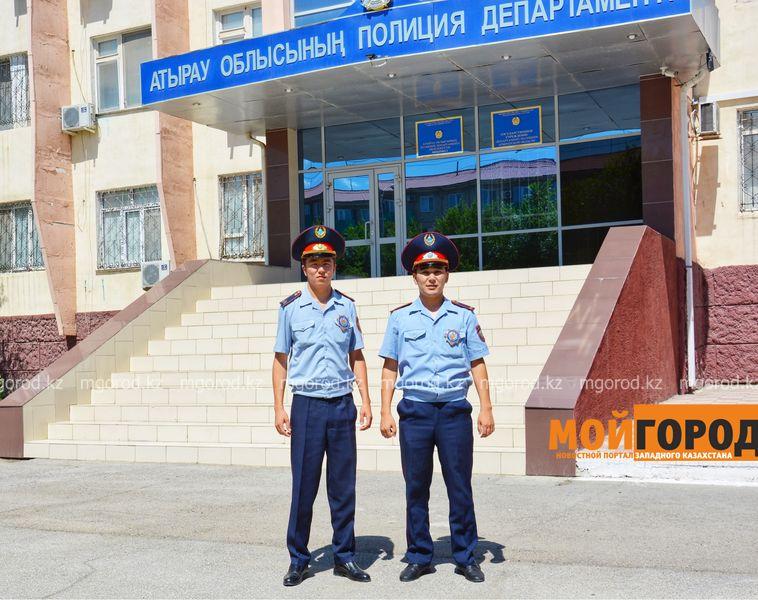 В Атырау сержант полиции спас девушку от суицида