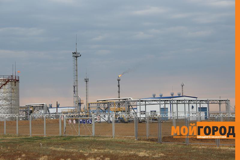 В Атырау стали больше производить продукты химической промышленности