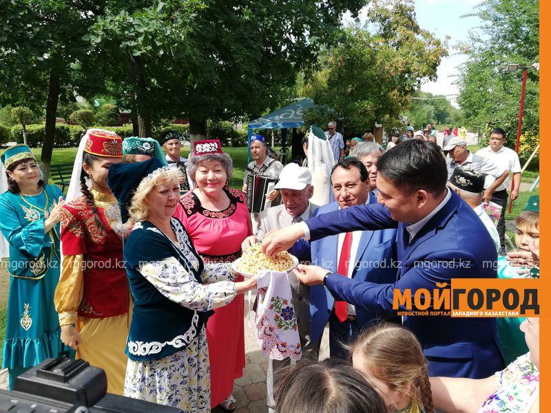 Татарский праздник Сабантуй отметили в Уральске