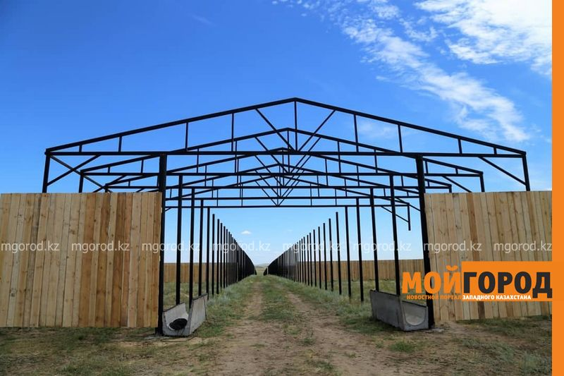 Новости Уральск - Аким ЗКО ознакомился с реализацией инвестпроектов в Таскалинском районе