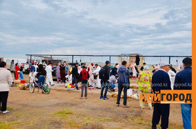 Новости Уральск - Помощь в Курбан айт получили более 1500 семей в ЗКО