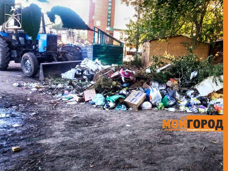 Новости Уральск - Аким Уральска призвал горожан выйти на субботник