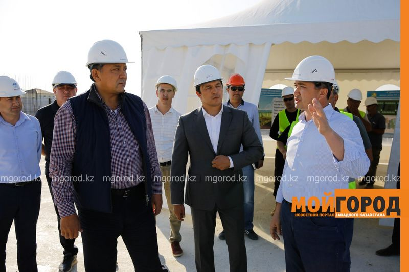Новости Атырау - Нурлан Ногаев: Работы по благоустройству должны вестись в соответствии с планом развития населенного пункта