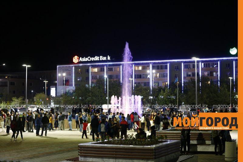 Новости Атырау - В Атырау состоялось торжественное открытие площади Исатая-Махамбета