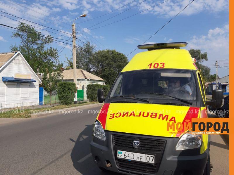 Уральские водители охотно пропускают кареты скорой помощи