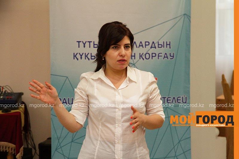 Права потребителей разъяснили жителям Уральска