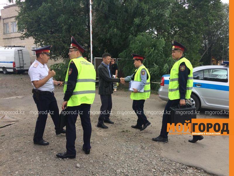 Новости - Взрывное устройство обнаружено возле мусорных баков в Уральске