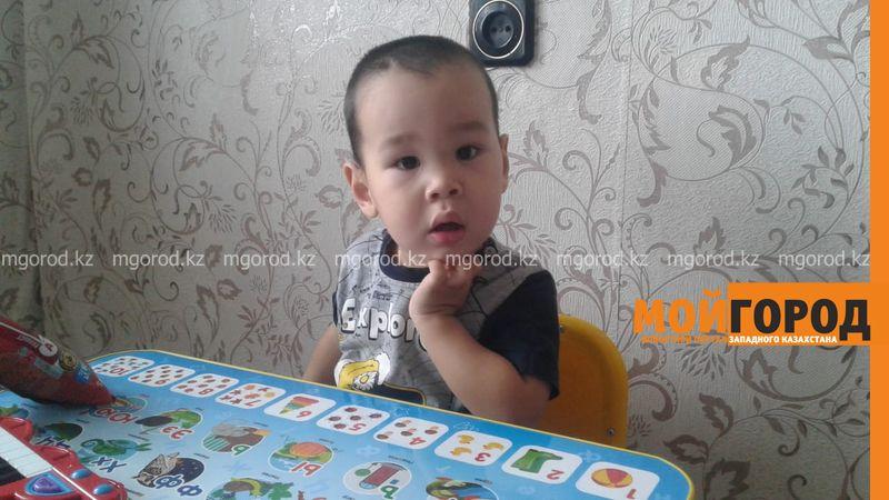 Новости Уральск - За два часа казахстанцы собрали необходимую сумму на лечение мальчика