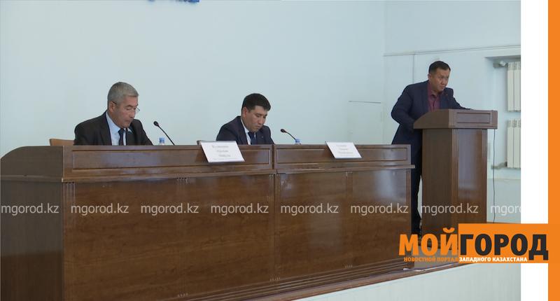 Новости Уральск - Актив Бурлинского района обсудил послание главы государства
