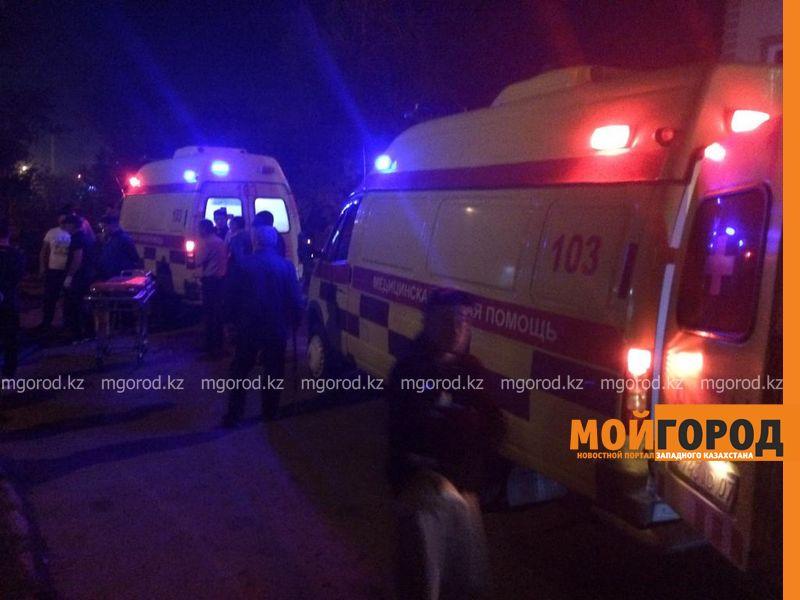 Один человек погиб и двое ранены в ДТП в Уральске (фото)