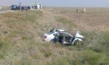 Пять человек погибли при столкновении ЗИЛа и легковушки в ЗКО (фото)