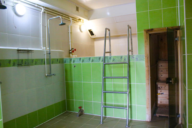 «Заново родиться» предлагает банный комплекс «Бейбарс»