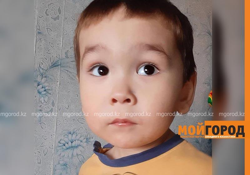 67 тысяч тенге не хватает мальчику из Уральска на лечение за границей