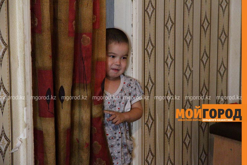 Новости Уральск - Многодетный отец-одиночка не может получить жилье по госпрограмме в Уральске
