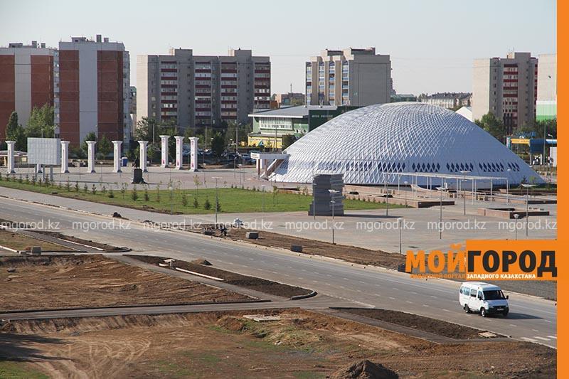 Новости Уральск - В Уральске оштрафовали мужчину, искупавшегося голышом в фонтане