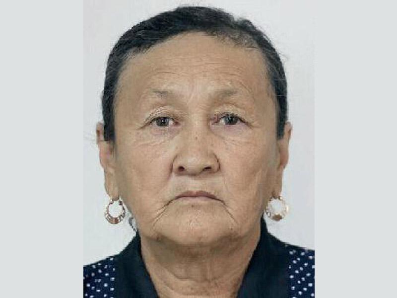 В Актюбинской области 10 дней разыскивают пропавшую пенсионерку