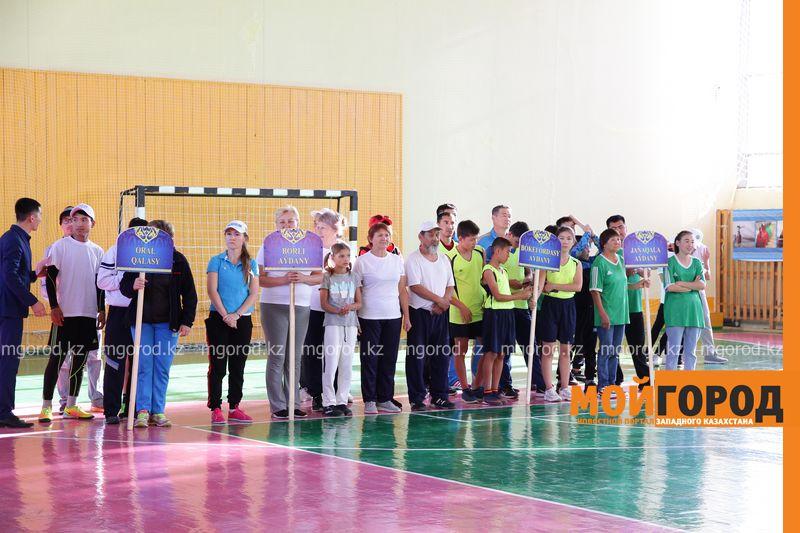 Более 100 спортсменов из ЗКО приняли участие в чемпионате по президентскому тестированию