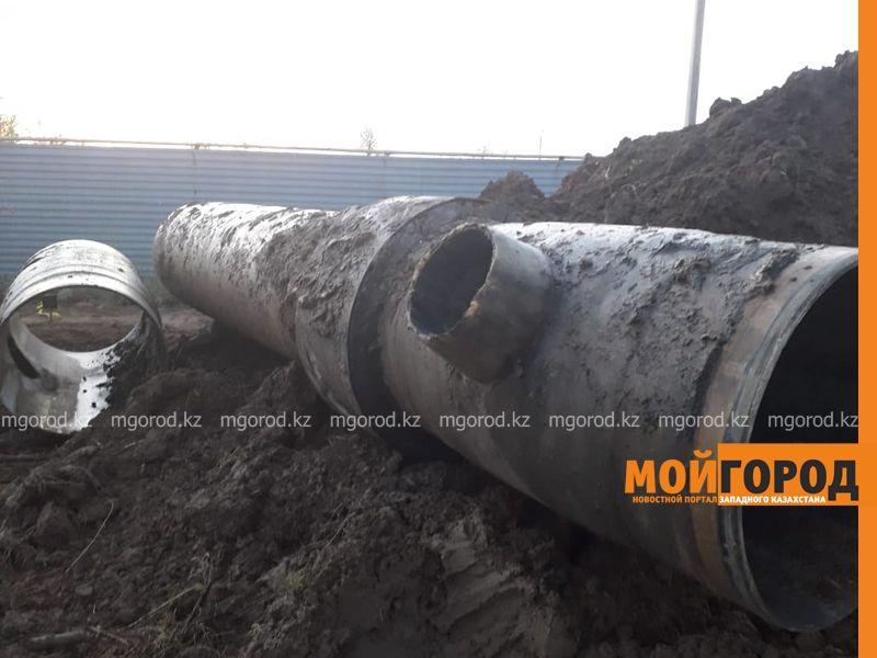 Новости Уральск - Водоснабжение подключат в Уральске