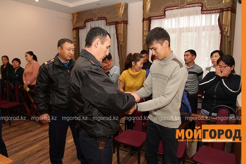 Труп женщины под видом сайгачьего мяса перевозили жители Уральска