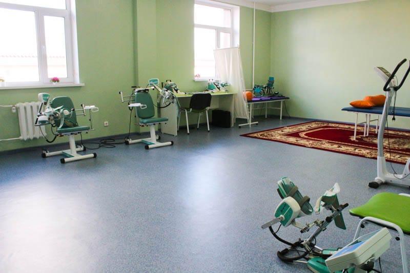 Новости Уральск - Восстановить здоровье пациентам с суставными заболеваниями предлагает городская многопрофильная больница