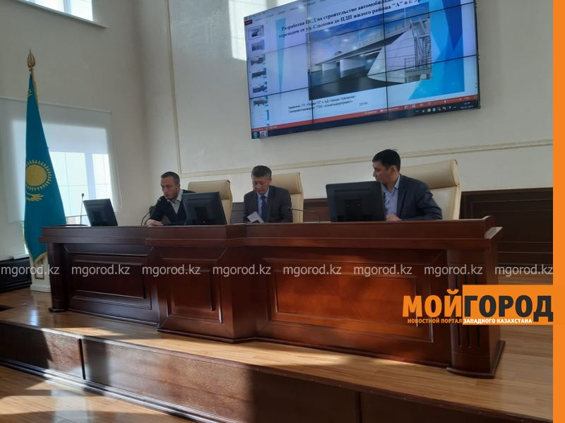 Уральцы выступили против вырубки полутора тысяч деревьев при строительстве моста через Чаган
