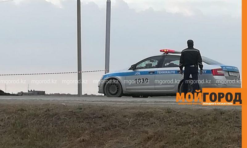 Новости Уральск - Два человека погибли в аварии в ЗКО (фото)