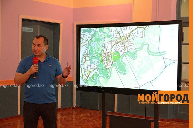 Новости Уральск - В Уральске прошли общественные слушания по строительству моста в новый микрорайон