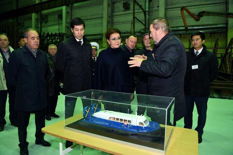 Новости Уральск - Дарига Назарбаева: Развитие национальной оборонной промышленности должно быть важнейшим приоритетом государства