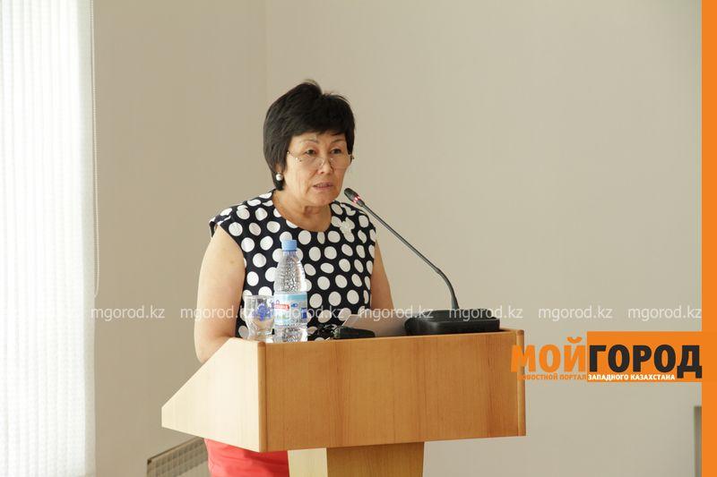 Руководитель управления здравоохранения Атырауской области ушла с поста