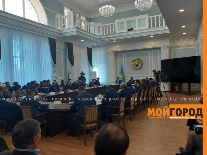 Новости Уральск - Проблемы коррупции в ЗКО обсудили в областном акимате