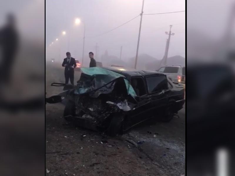 Авария унесла жизнь 27-летней жительницы Атырау(видео)
