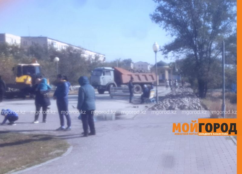 В Атырау начнется реконструкция четырех городских мест отдыха