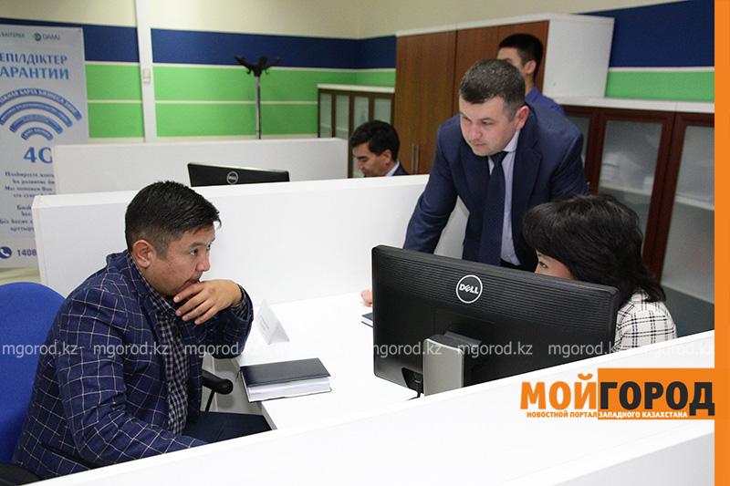 Новости Уральск - Акимат ЗКО организовал встречу предпринимателей и представителей банков