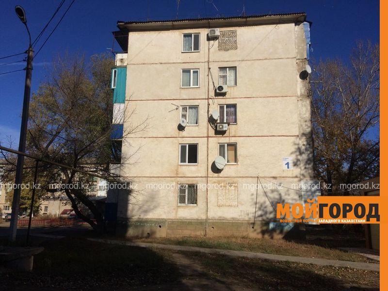 В Уральске спасатели обнаружили в квартире труп женщины