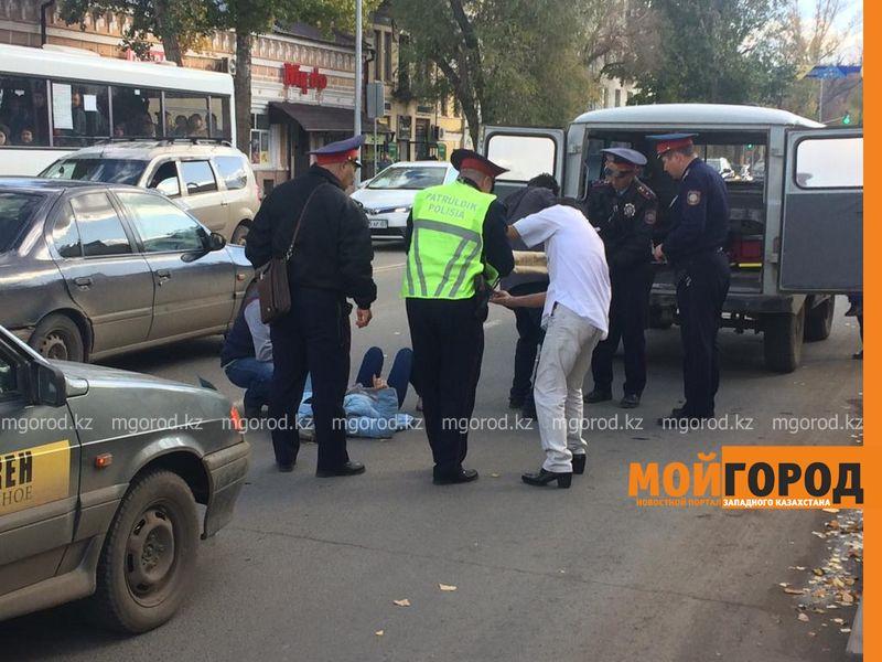 Новости Уральск - 17-летнюю девушку сбили в Уральске