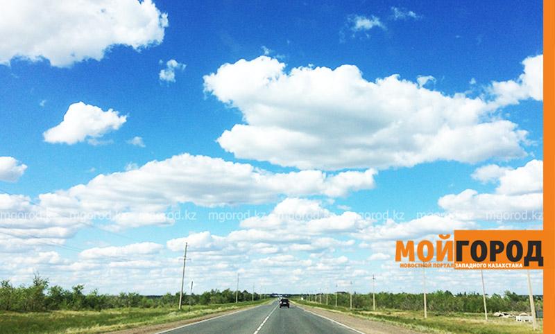 Жара до +35 градусов ожидается на западе Казахстана Погода на 2 октября