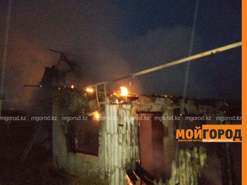Новости Уральск - Обгоревший труп обнаружили после пожара в частном доме в Уральске