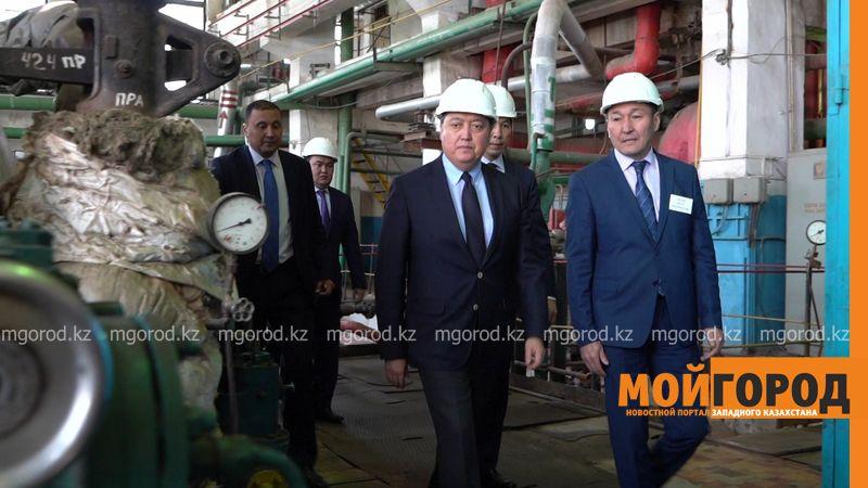 Премьер-министр РК прибыл с рабочим визитом в Атырау