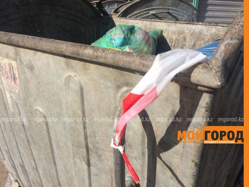 Новости Уральск - Труп младенца нашли в мусорном контейнере в Уральске