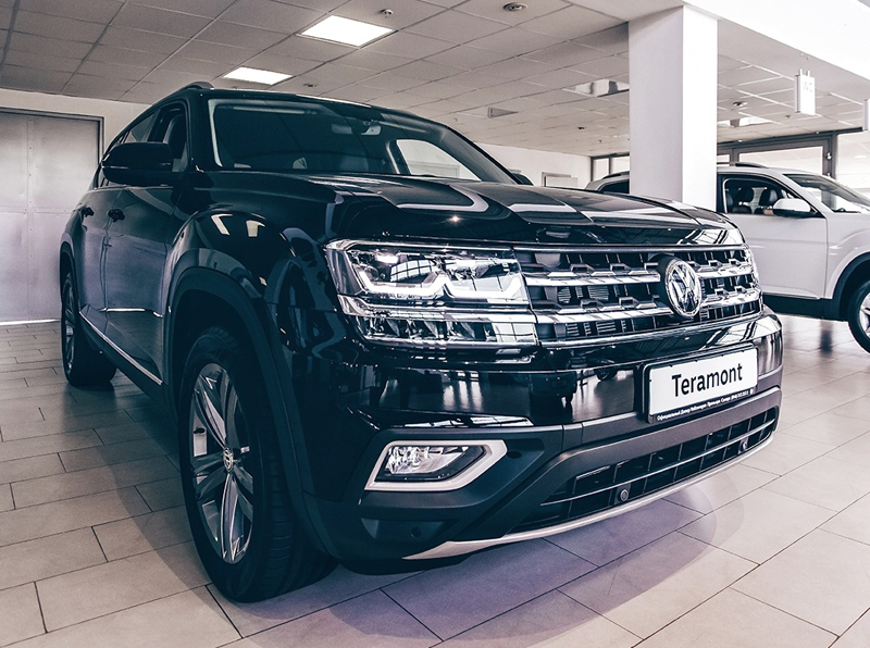 Новости Уральск - Volkswagen в Уральске!