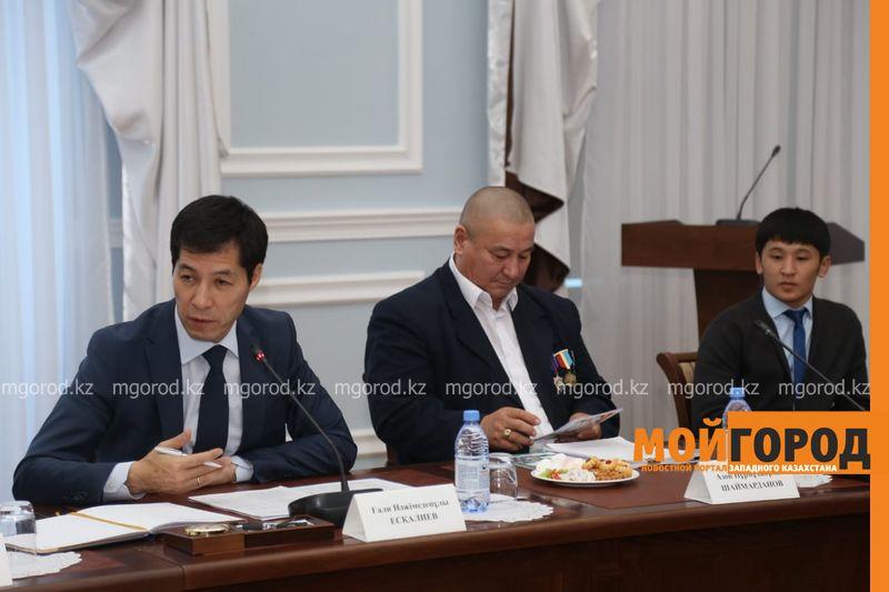 Аким ЗКО внес ряд предложений по развитию спорта в регионе
